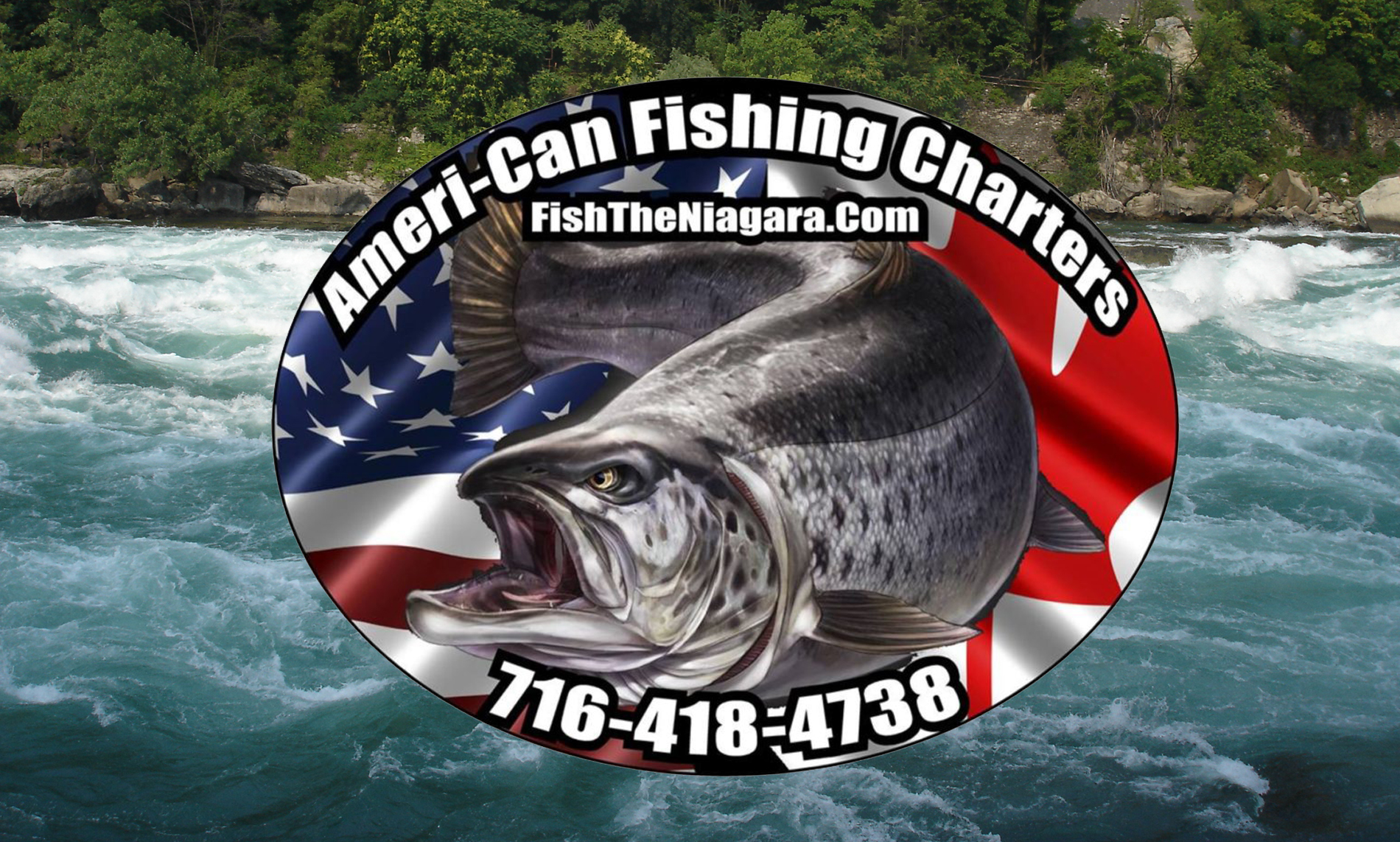 Ameri-Can Fishing Charters  Niagara Falls, New York